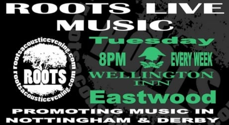 Wellington Inn - Eastwood - Roots Live Music
