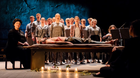 CinemaLive: Messiah from Bristol Old Vic (12A)