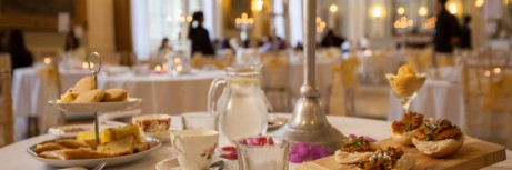 Book now for a Delicious Indian Afternoon Tea at The City Rooms Leicester