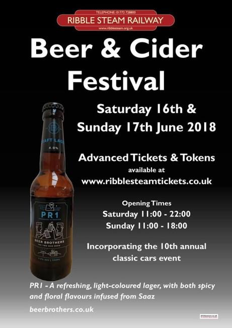 Beers & Ciders, Bikes & Cars
