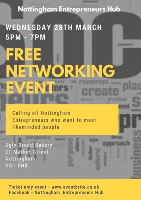 Nottingham Free Networking