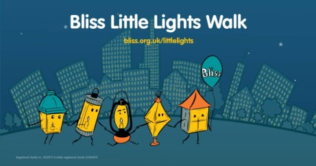 Claire's Little Lights Walk Stoke-on-Trent