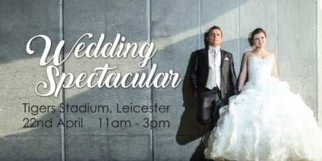 Leicester Tigers Stadium Wedding Show