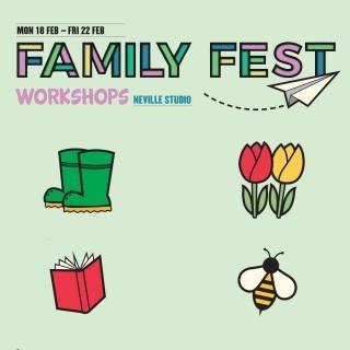 FEBRUARY FAMILY FEST 2019