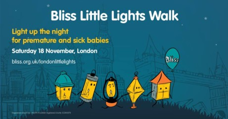 Bliss London Little Lights walk