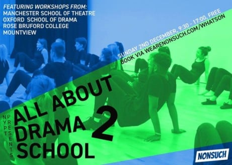 All About Drama School 2