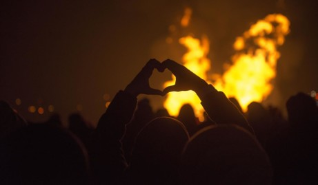 Bonfire Night on The Forest 2018