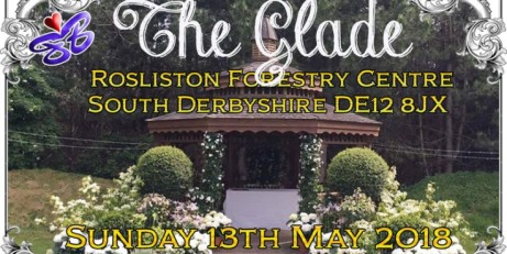 The Glade at Rosliston Spring Wedding Fayre