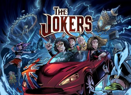 THE JOKERS + Special Guests