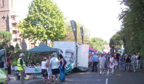 Groby Street Fair 2018
