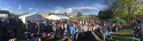 11th Independent Baldock Beer festival weekend