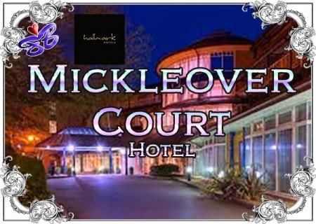 Mickleover Court Hotel Spring Weddings