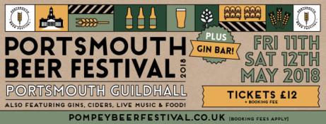 Portsmouth Beer Festival 2018