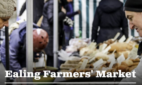 Ealing Farmers' Market. Every Saturday 9am-1pm
