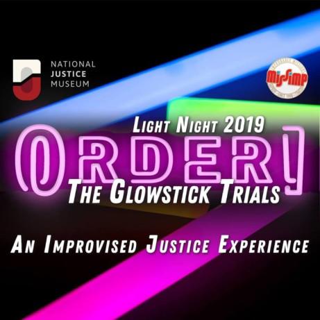 Light Night: The Glowstick Trials
