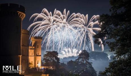 Eastnor Castle - Firework Champions 2018