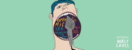 Open Mic at the Malt Cross (3rd Wed)