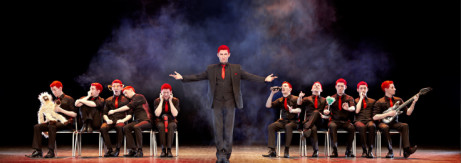 Robert Temple: The Hypnotist - LIVE & OUTRAGEOUS!
