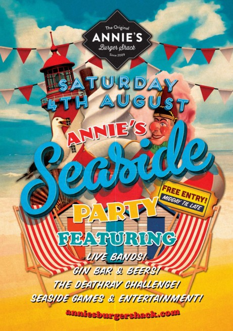 Annie's Seaside Party!
