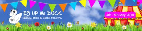 Ey Up Mi Duck Festival