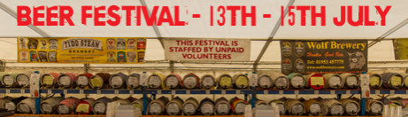 North Norfolk Railway's 17th Annual Beer Festival
