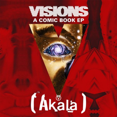 AKALA THE VISIONS LIVE TOUR IN RESCUE ROOMS