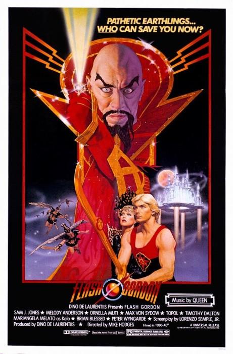 Superhero Movie Season: Flash Gordon