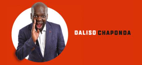 "Daliso Chaponda - ""What The African Said..."""