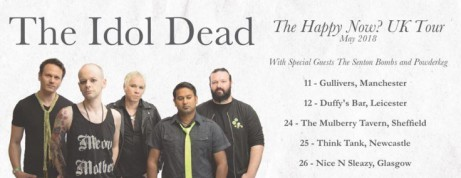The Idol Dead x The Midnight Dogs x James Cull
