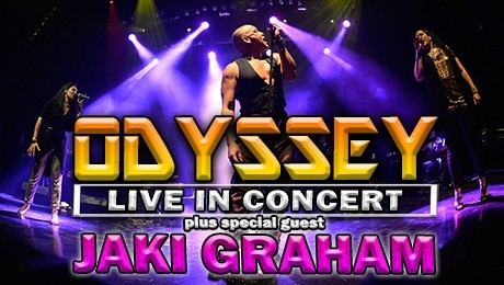 Odyssey & Jaki Graham