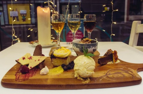 5 Course Pudding & Wine Tasting Evening