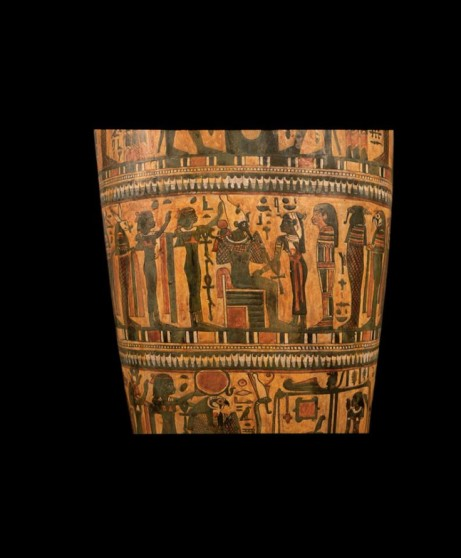 New Ancient Egyptian Gallery Opening Day!