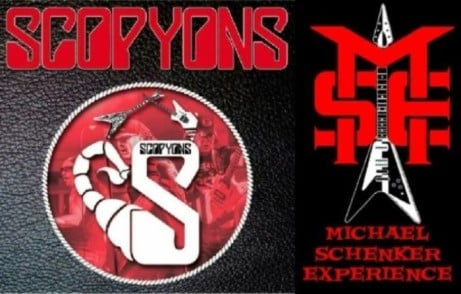 Scopyons & Michael Schenker Experience at The Flowerpot, Derby