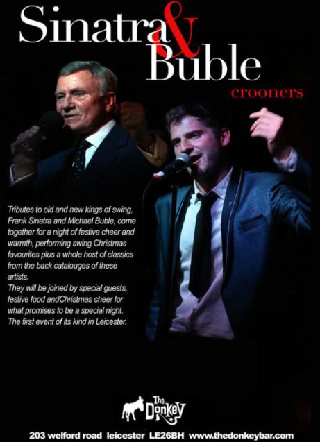 Buble meets Sinatra