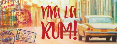 VIVA LA RUM: Rum Festival Sheffield – Afternoon/Evening