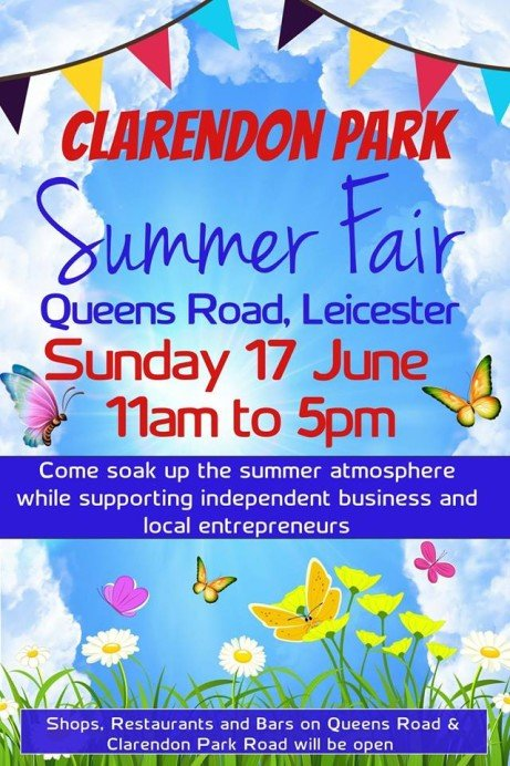 Clarendon Park Summer Fair
