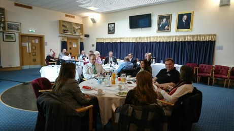 Doncaster Knights Lunch Networking