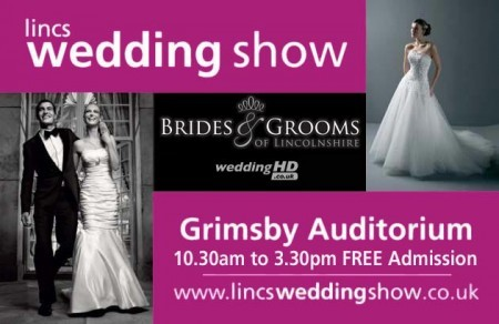 Grimsby Auditorium Lincs Wedding Show