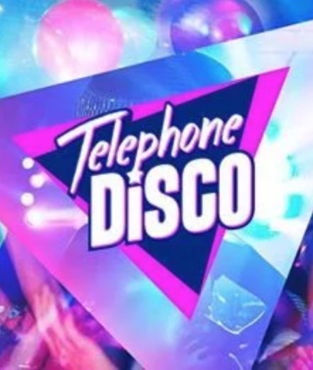 TELEPHONE DISCO – DON'T STOP 'TIL YOU GET ENOUGH