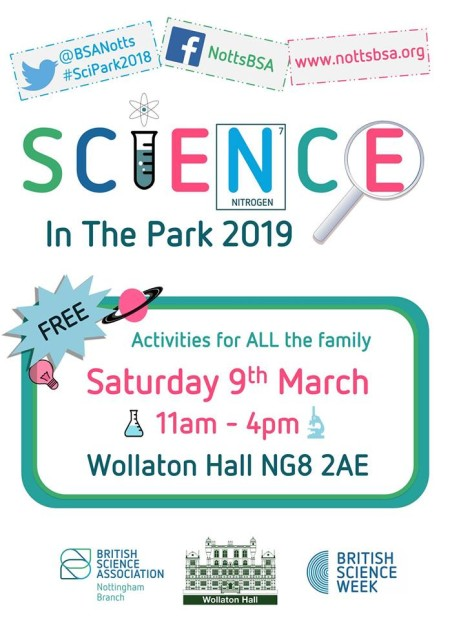 Science in the Park 2019