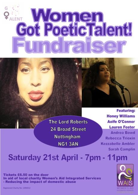 Women Got Poetic Talent