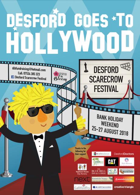 Desford Scarecrow Festival 2018