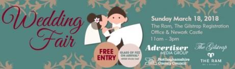 Advertiser Wedding Fair - Newark