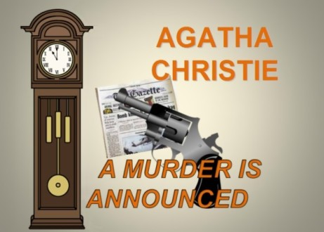 LIVE SHOW - A Murder Is Announced