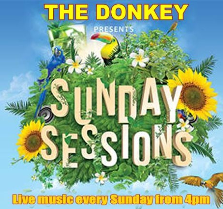 Sunday sessions - The dead rock stars