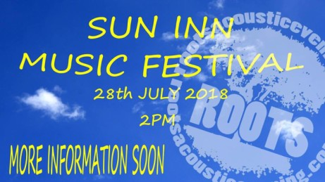 Sun Inn Music Festival - Eastwood - Roots Live Music