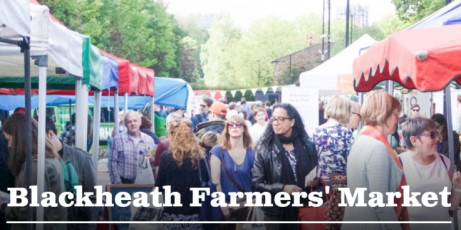 Blackheath Farmers' Market. Every Sunday 10am-2pm