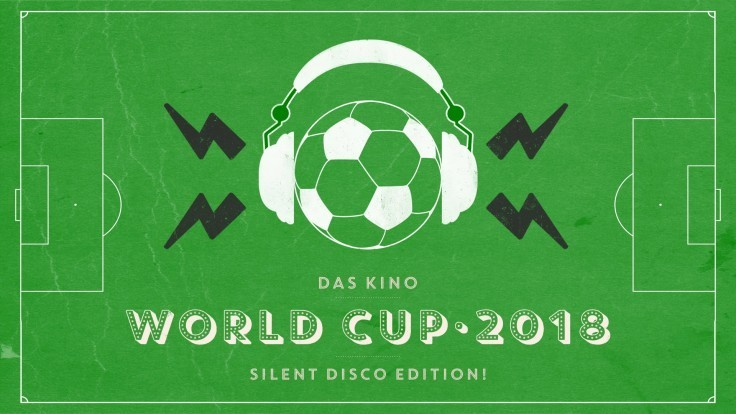 For this year's World Cup we're going Silent