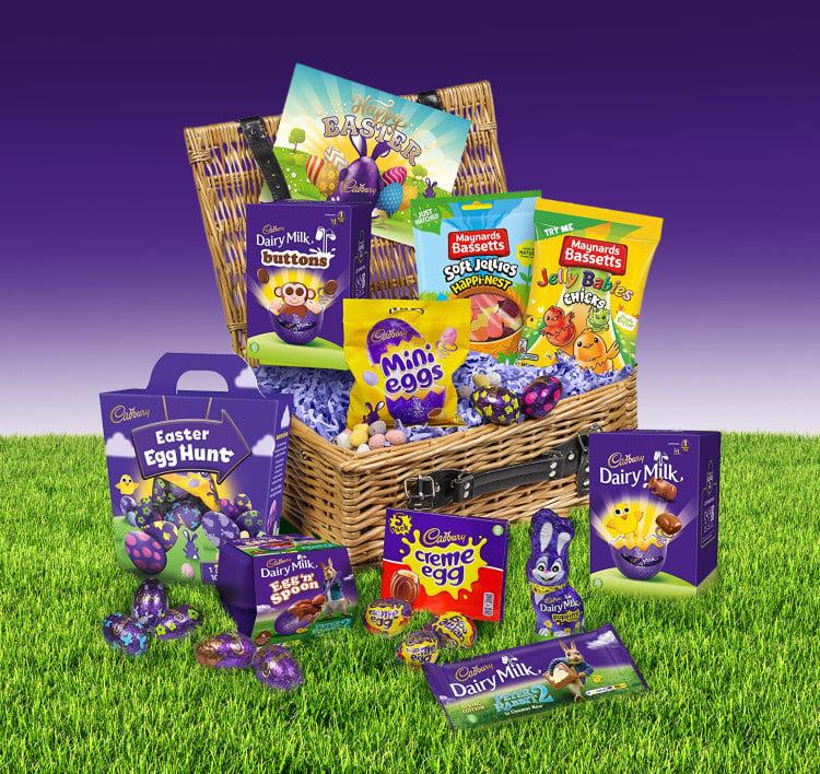 WIN The Cadbury Easter Sharing Bundle!