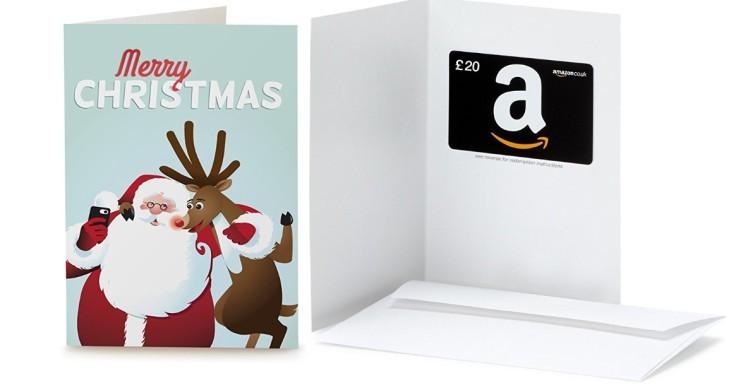 WIN - £20 Amazon Gift Card